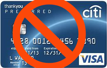 Cancel Citi Visa Card
